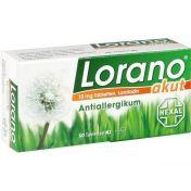 Lorano akut günstig im Preisvergleich