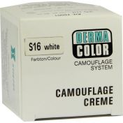 DERMACOLOR CAMOUFLAGE S16 WHITE
