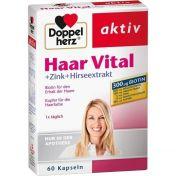 Doppelherz Haar Vital + Zink + Hirseextrakt