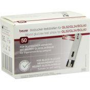 Beurer GL32/GL34/BGL60 Blutzucker-Teststreifen günstig im Preisvergleich