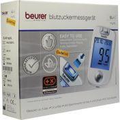Beurer GL 40 Blutzuckermessgerät mg/dlcodefree