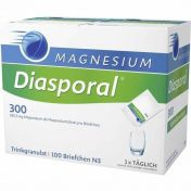 Magnesium Diasporal 300 Granulat Beutel