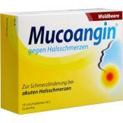 Mucoangin Waldbeere 20 mg Lutschtabletten günstig im Preisvergleich