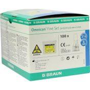 Omnican fine Set a 100 Kanülen 0.25x6mm günstig im Preisvergleich