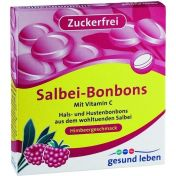 gesund leben Salbeibonbons zf Himbeer-Geschmack