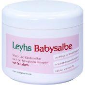 Leyh's Babysalbe günstig im Preisvergleich