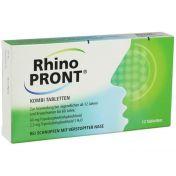 Rhinopront Kombitabletten