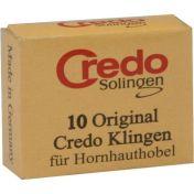 Credo Ersatzklingen zum CREDO-Hornhauthobel 4744