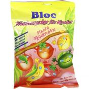 Bloc Kindertraub Zucker versch Geschmacksricht BTL