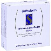 Sulfoderm S Teint-Kompakt-Puder