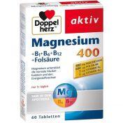 Doppelherz Magnesium 400mg Tabl.