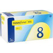 NOVOFINE 8 0.30x8mm TW