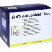 BD AutoShield Duo Sicherheits-Pen-Nadel 8mm