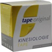 KINESIOLOGIC tape original gelb 5mx5cm