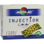 INJECTION strip color 39x18mm Kinderpfl.Master-Aid