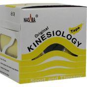 Kinesiologie Tape 5cmx5m gelb