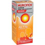 Nurofen Junior Fieber-+Schmerzsaft Erdbeer 40mg/ml