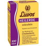 Luvos Heilerde mikrofein Kapseln günstig im Preisvergleich