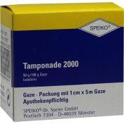 Tamponade 2000 getraenkt 1cmx5m