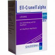 Ell Cranell Alpha mit Kopfhaut Applikator Lösung