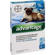 Advantage 100 Hund / für Hunde Einzeldosierpipetten vet.