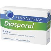 MAGNESIUM DIASPORAL 2mmol