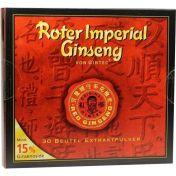 Roter Imperial Ginseng von Gintec Extraktpulver15%