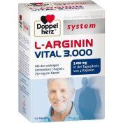 Doppelherz L-Arginin Vital 3000 system