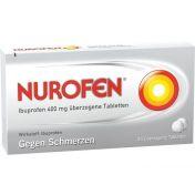 Nurofen Ibuprofen 400 mg überzogene Tabletten
