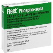 Fleet Phospho-soda