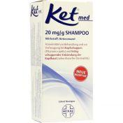 Ket med 20mg/g Shampoo