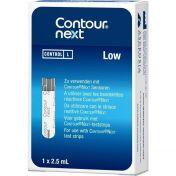 Contour NEXT Kontrolllösung niedrig günstig im Preisvergleich