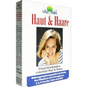 Haut+Haare Vitamin Natur Pharma