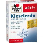 Doppelherz Kieselerde + Biotin + Zink