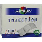 INJECTION strip weiß 39x18mm Master-Aid