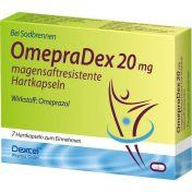 OmepraDex 20mg günstig im Preisvergleich