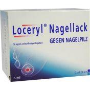 Loceryl Nagellack gegen Nagelpilz günstig im Preisvergleich