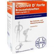 Calcivit D forte Brausetabletten