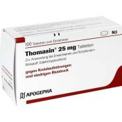 Thomasin 25 mg Tabletten