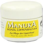 Manuka Honig Lippenbalsam