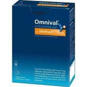 Omnival orthomolekular 2OH immun 7 TP Trinkfl. günstig im Preisvergleich