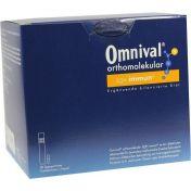 Omnival orthomolekular 2OH immun 30 TP Trinkfl.