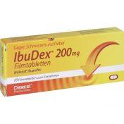 IbuDex 200mg günstig im Preisvergleich