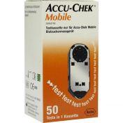 ACCU-CHEK Mobile Testkassette