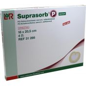 Suprasorb P sacrum PU-Schaumverband sk 18x20.5cm günstig im Preisvergleich