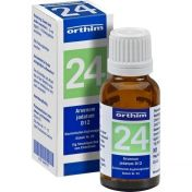 Biochemie Globuli Nr.24 Arsenicum jodatum D12 günstig im Preisvergleich