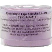 Kinesiologie Tape 5cmx5m lila