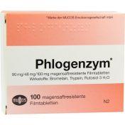 Phlogenzym magensaftresistente Filmtabletten
