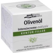 Olivenöl Intensivcreme exclusiv