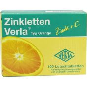 Zinkletten Verla Orange günstig im Preisvergleich